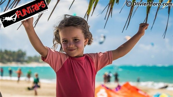 cabarete kids kiteboarding