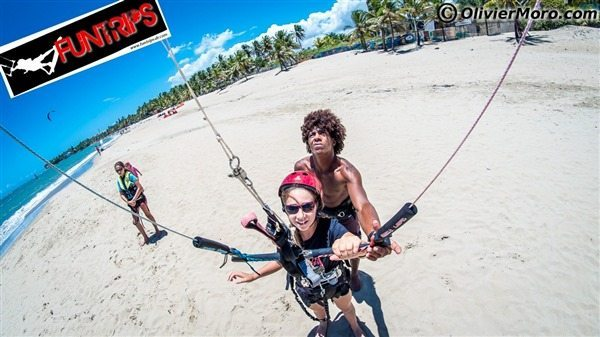 private kiteboarding cabarete lessons