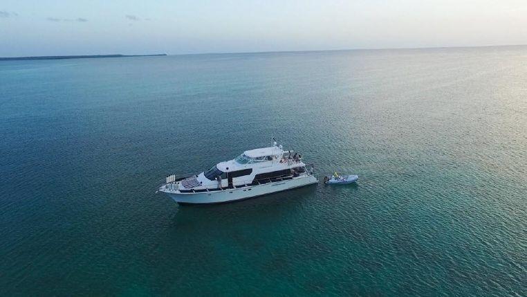 Yacht charter la romana