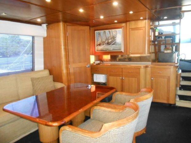 Yacht rental casa de campo