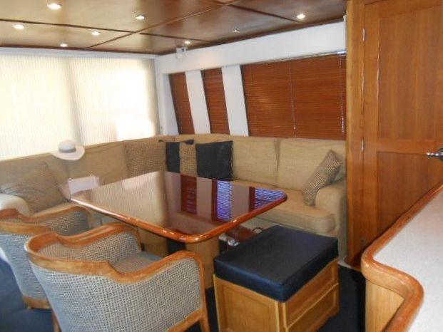Luxury Yacht Casa de Campo