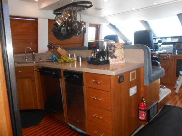 Luxury Yacht La Romana