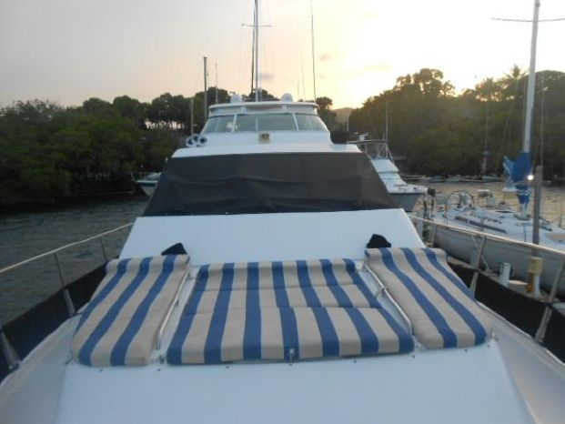 Luxury Yacht rental Dominican Republic