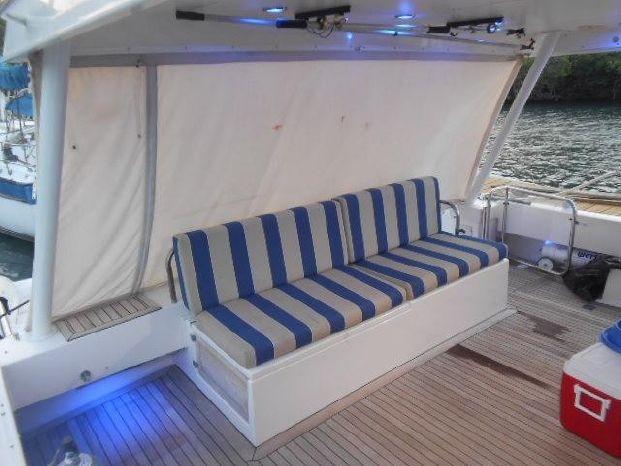 Luxury Yacht rental La Romana