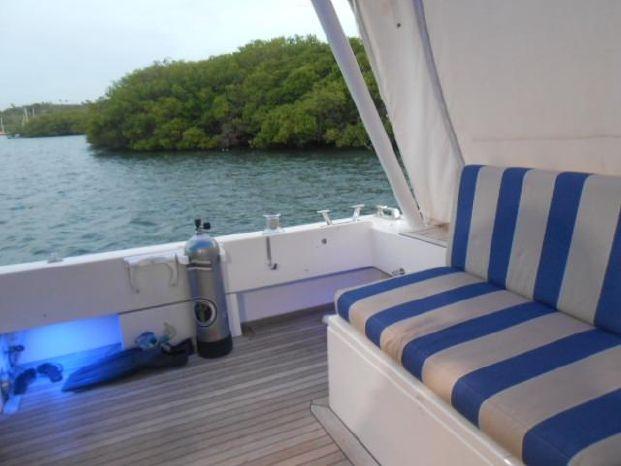 Luxury Yacht for rent La Romana