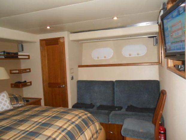 Yacht for rent Saona