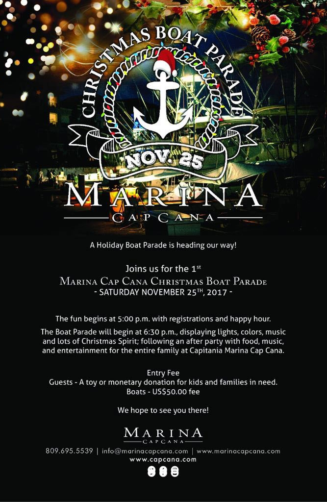 boat-parade-cap-cana-punta-cana-event
