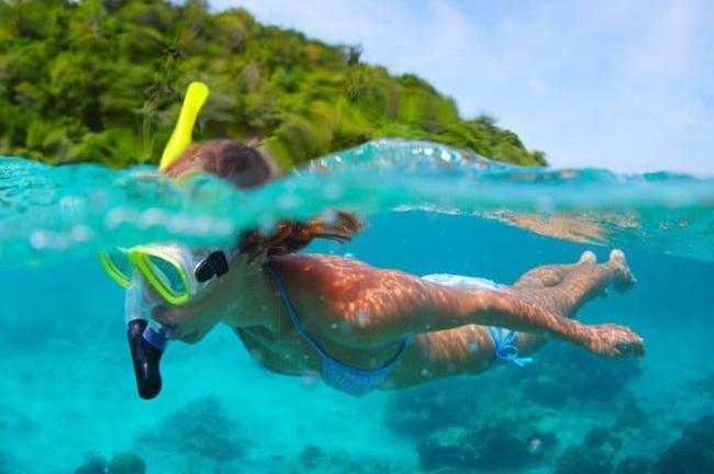 caribbean-snorkeling