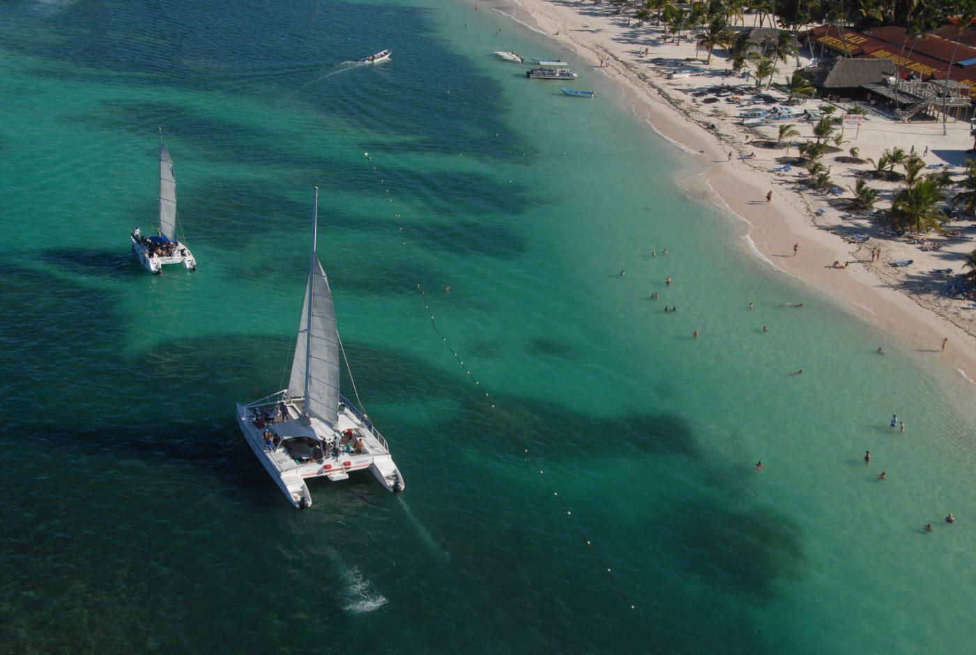 Punt Cana Big Sailing Catamaran