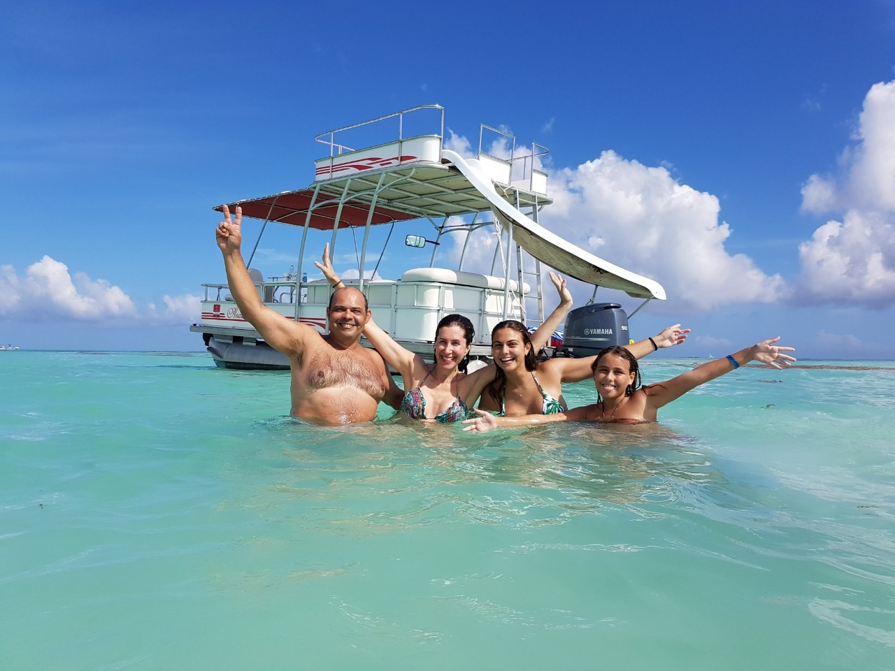 party-boat-for-private-rental-cap-cana-16