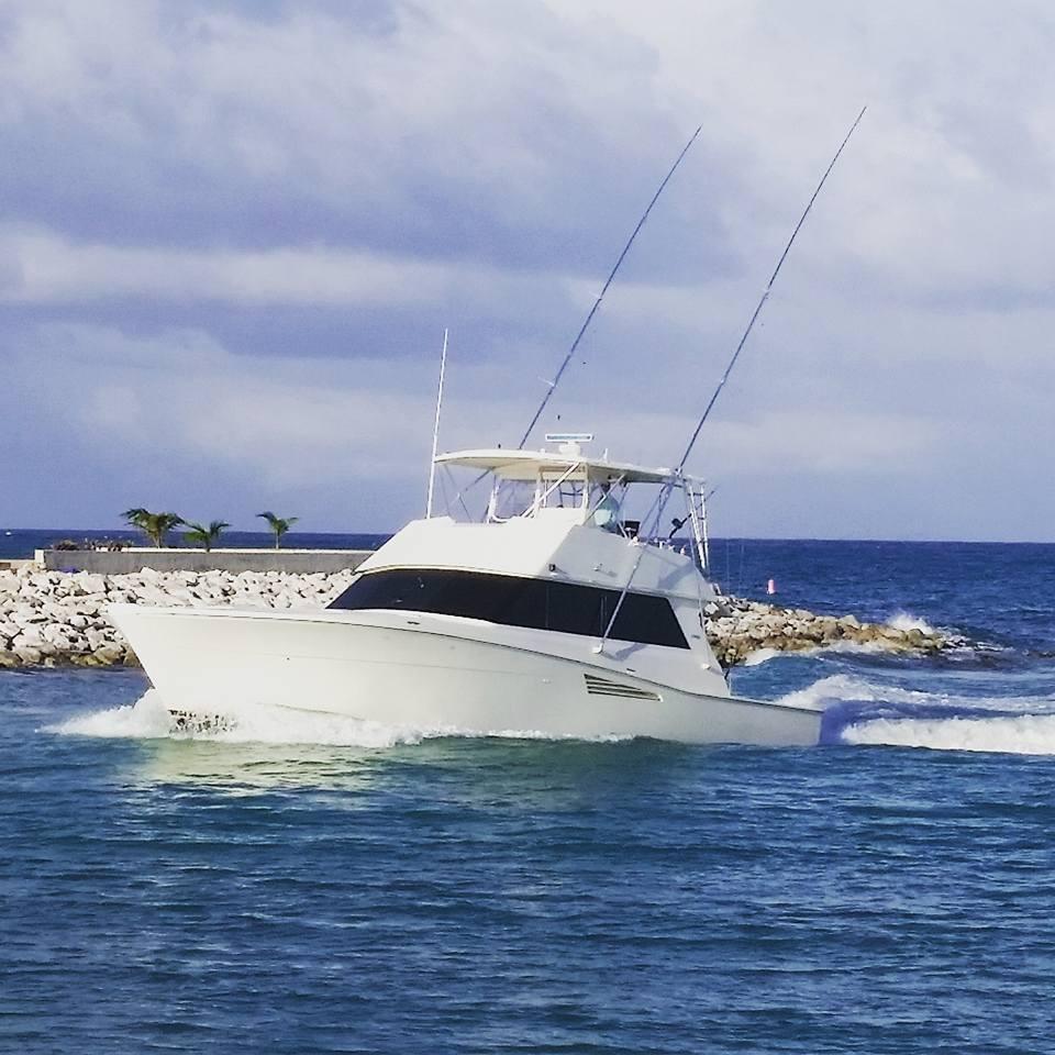 Cap Cana Marina Fishing Charter