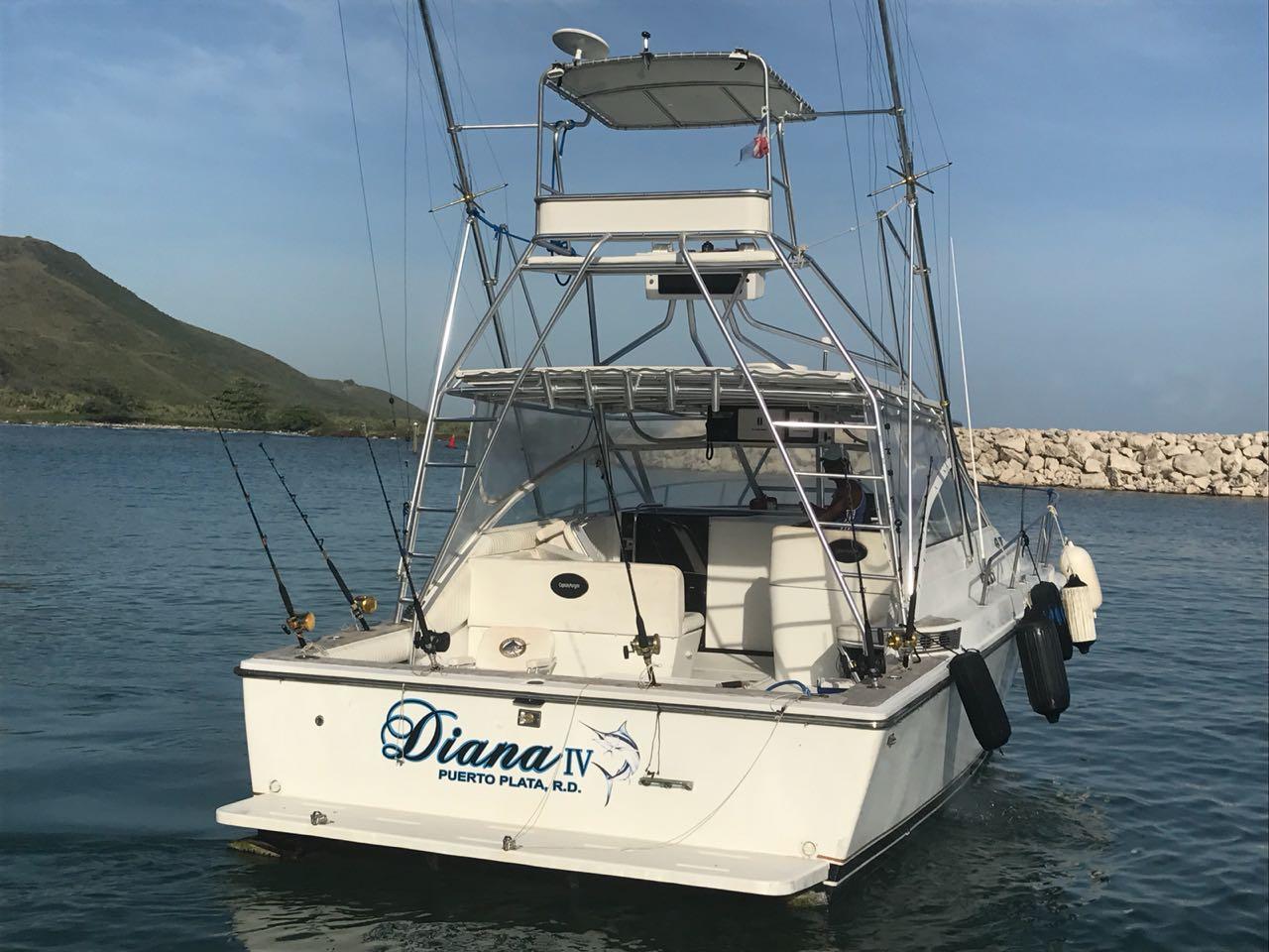 Mahi Mahi Fishing Charter Puerto Plata