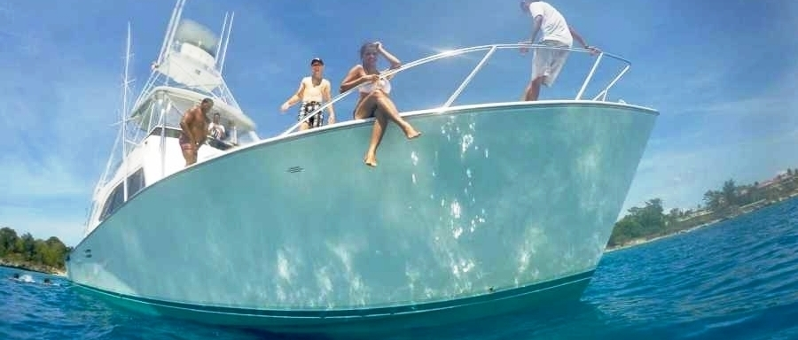 Luxury Yacht charter in Sosua and Puerto Plata