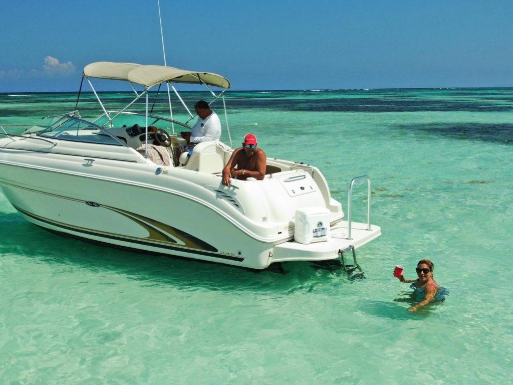 searay-cap-cana-private-boat-yacht-charter
