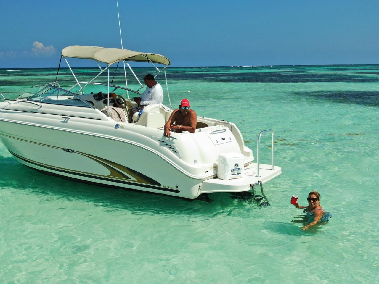 searay-cap-cana-private-boat-yacht-charter