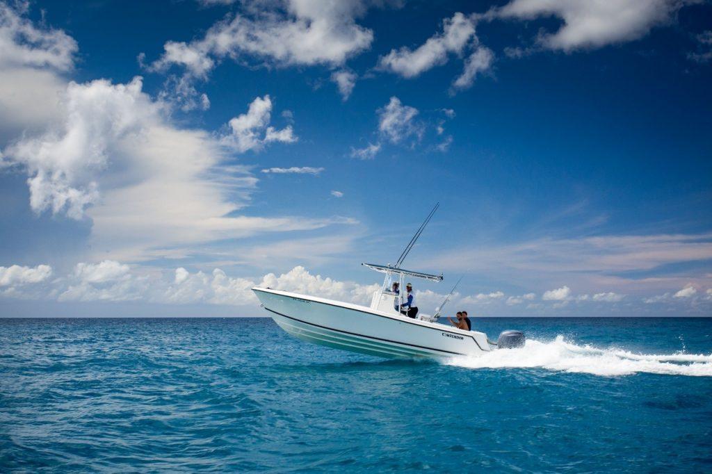 Private boat charter Saona Island