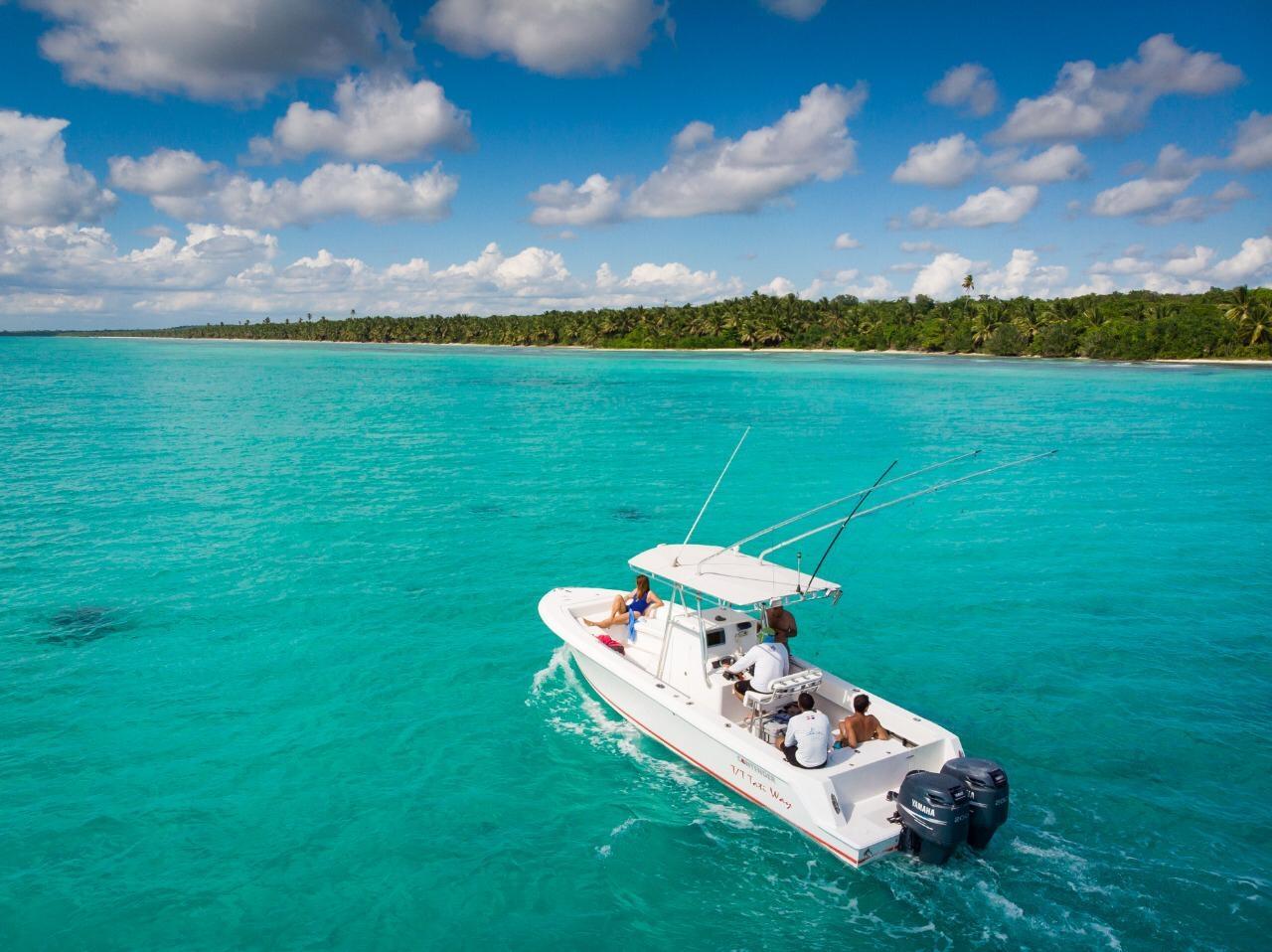 Private Boat Saona Island