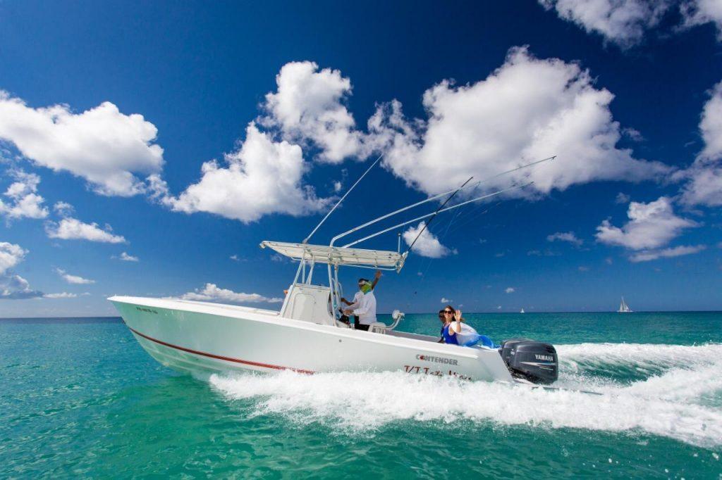 Boat Rent Saona Island