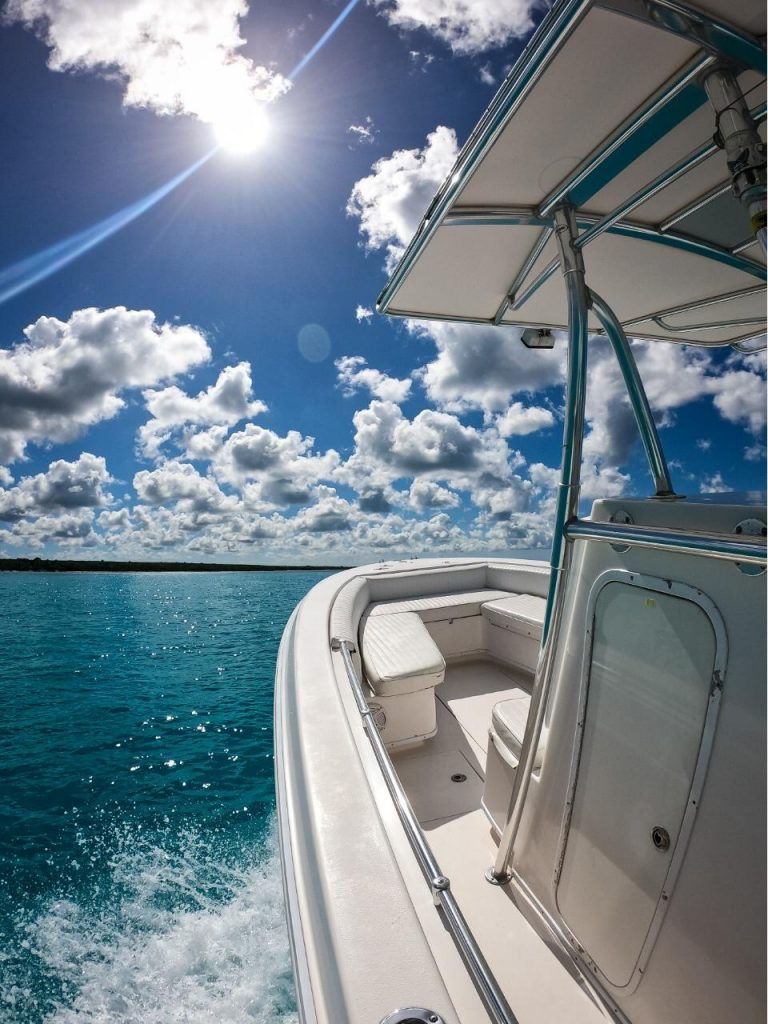 Boat Hire Saona island