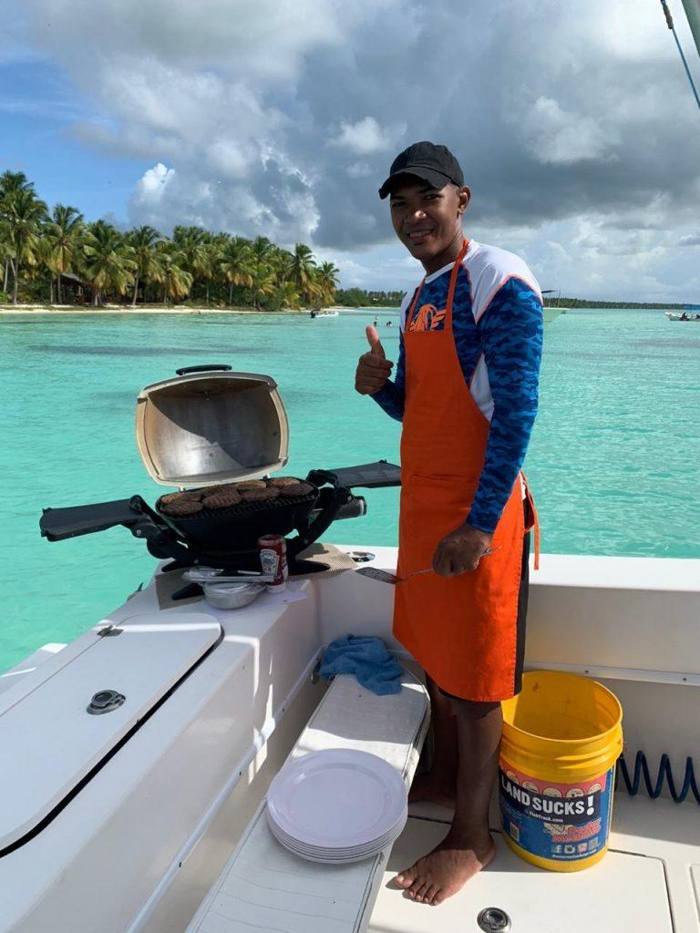 Private excursion Saona Island