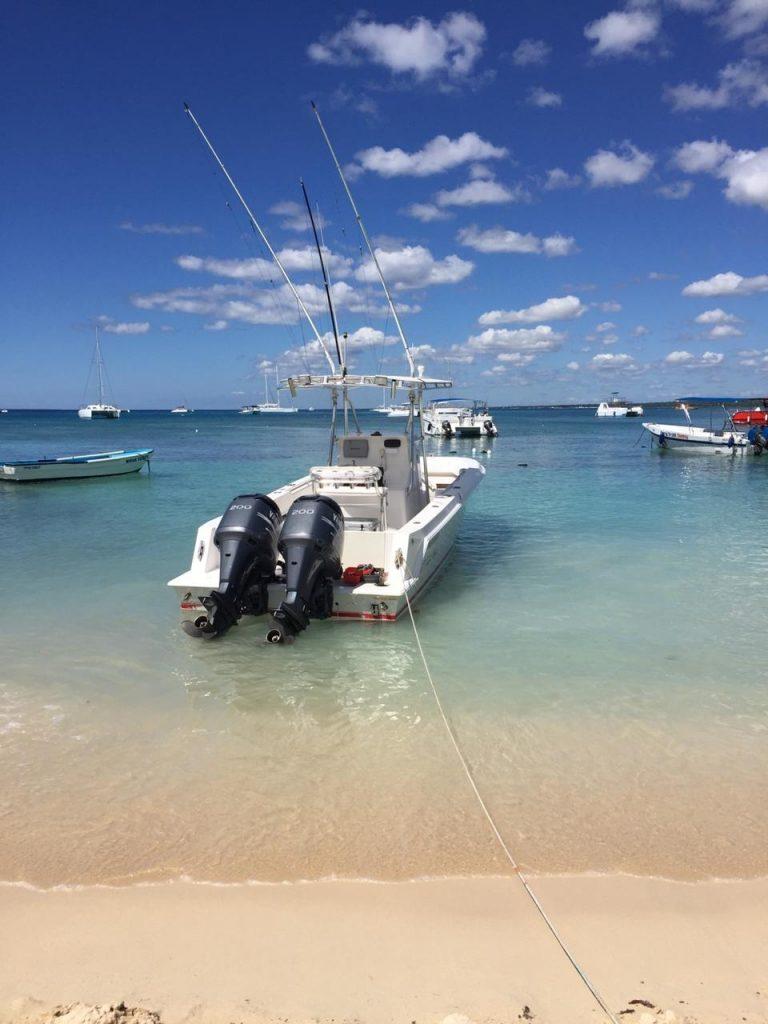 Boat rent Bayahibe
