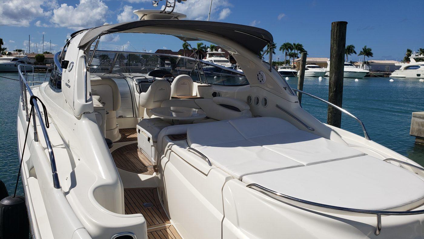 Yacht Rent Casa De Campo Marina