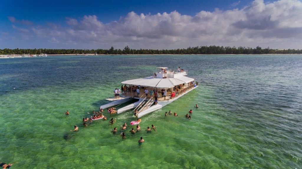Catamaran Wedding Boat Punta Cana