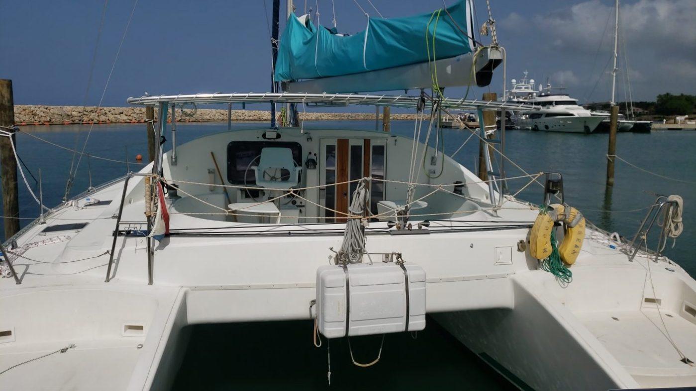 Catamaran Casa De Campo Marina