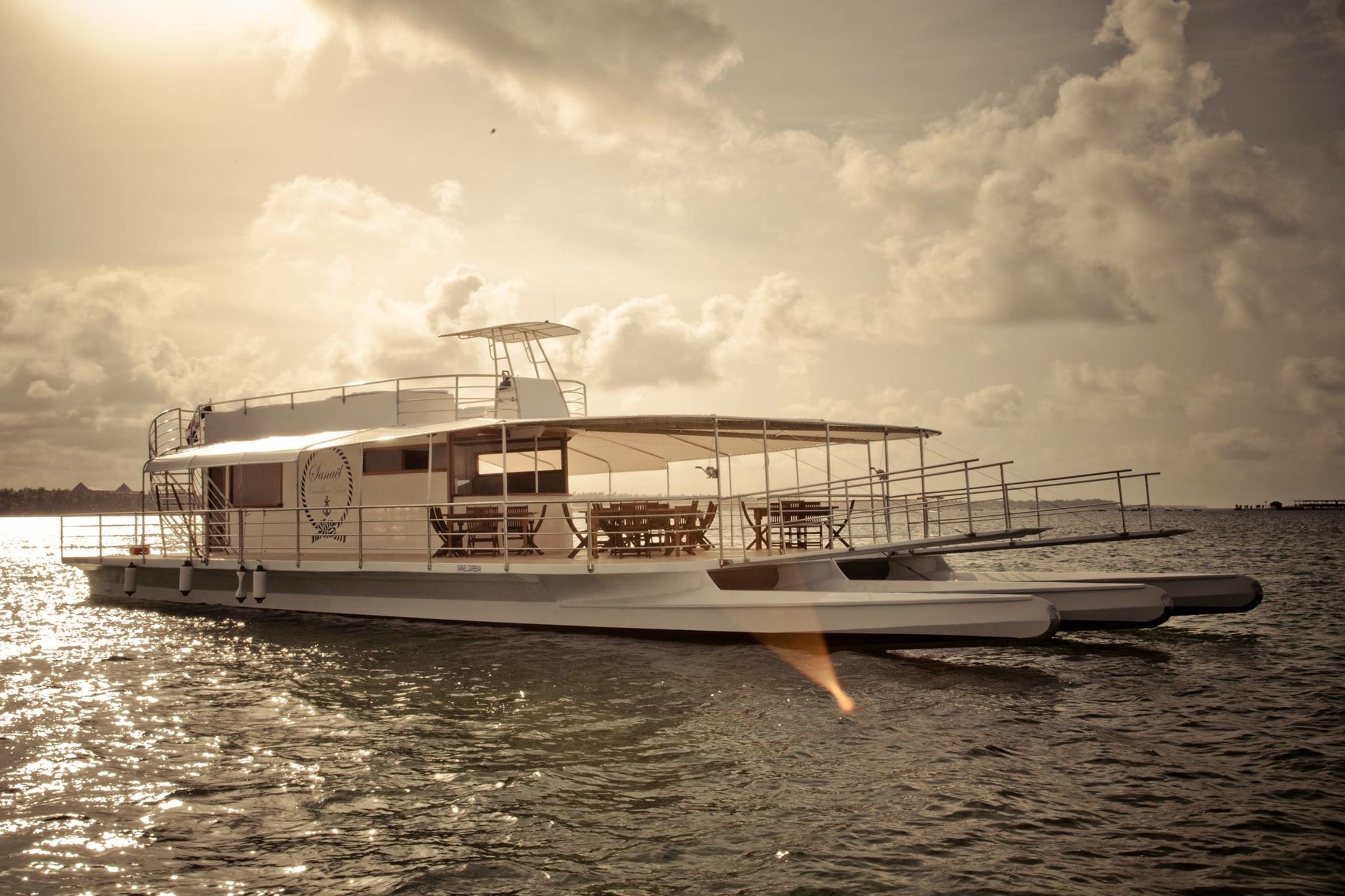Boat for event Punta Cana