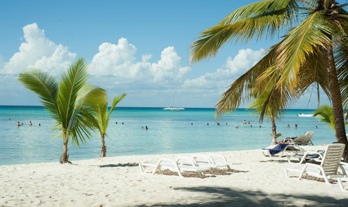 Playa Isla Saona - Excursion desde Bayahibe en Catamaran y Lancha Rapida