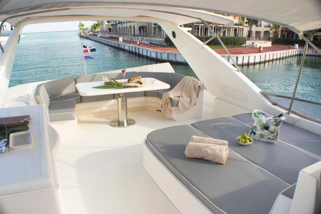 Yacht Tour Dominican Republic
