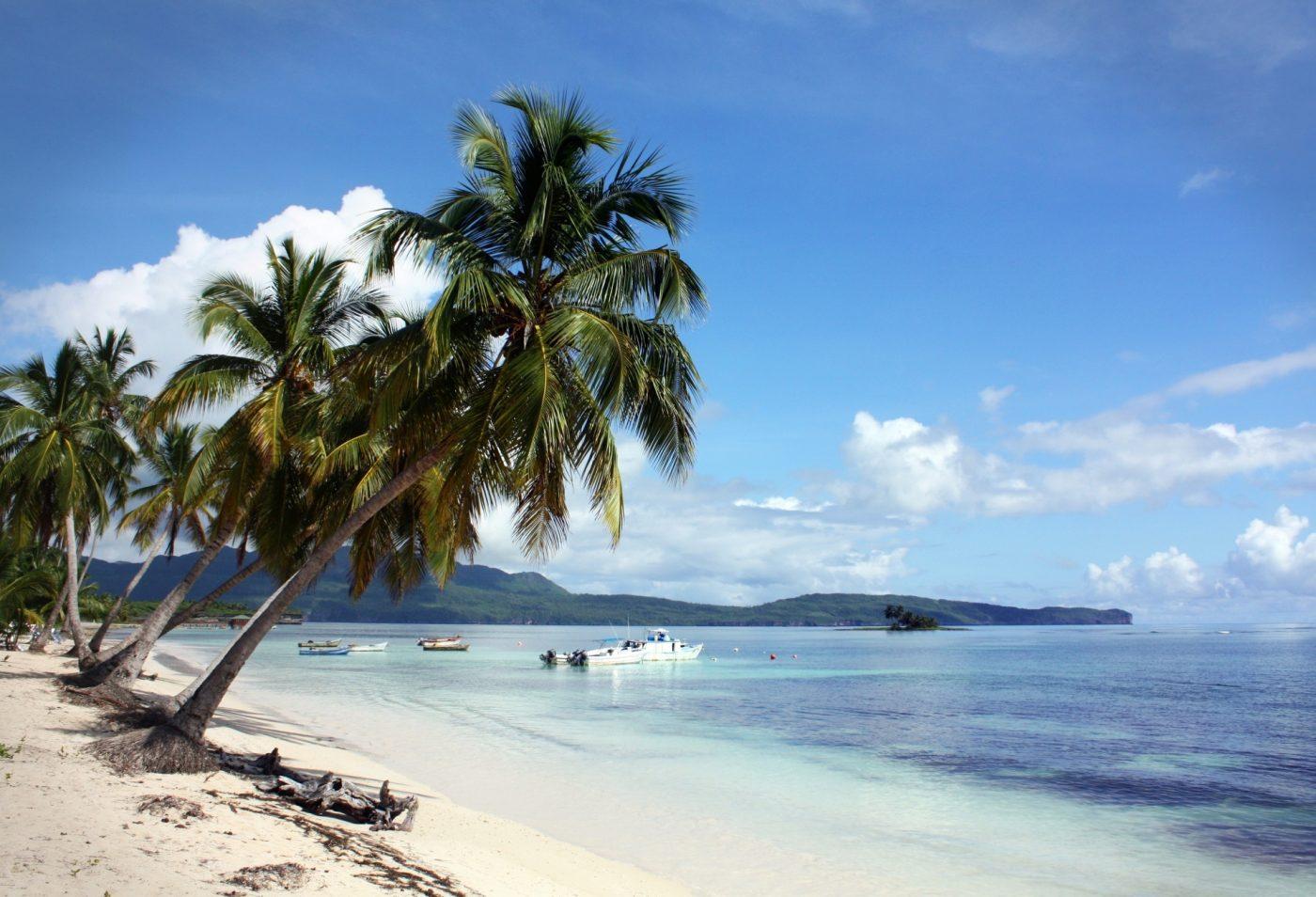 beach-in-las-galeras-samana-dominican-republic-boats