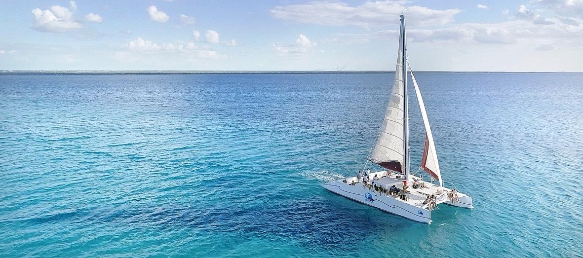 Charter Catamaran Privado Grupos Saona o Catalina en Bayahibe portada